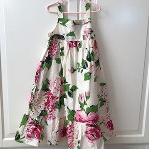 GAP flower dress